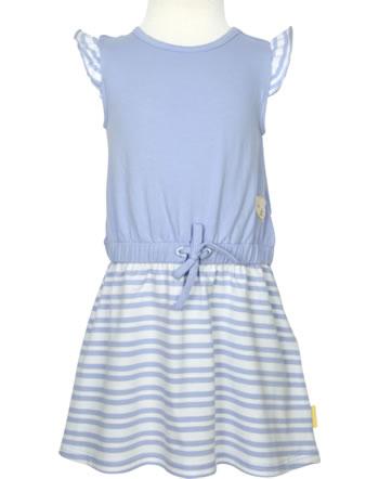 Steiff Kleid Flügelarm HELLO SUMMER Mini Girls brunnera blue 2113215-6043
