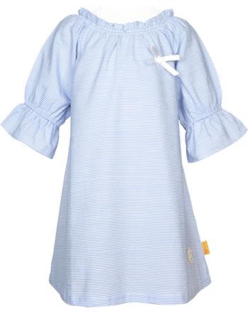 Steiff Dress short sleeve SWEET CHERRY forever blue 2013402-6027