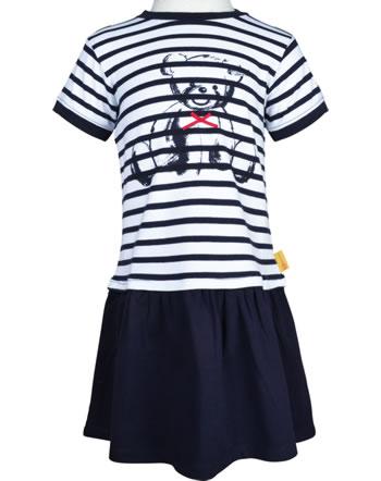 Steiff Dress short sleeve AHOI MINI! steiff navy 2012511-3032