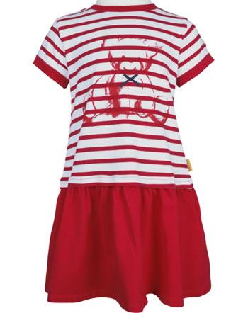 Steiff Dress short sleeve AHOI MINI! tango red 2012511-4008