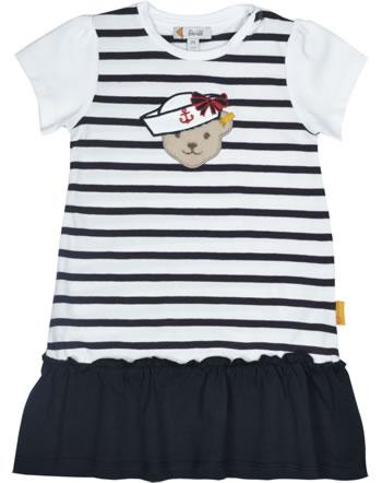 Steiff Kleid Kurzarm MARINE AIR Baby Girls steiff navy 2112404-3032