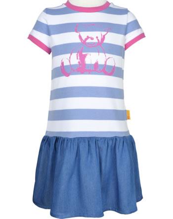 Steiff Dress short sleeve SWEET CHERRY forever blue 2013412-6027