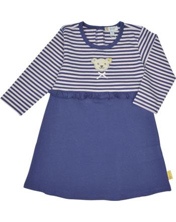 Steiff Dress long sleeve BUGS LIFE Baby Girls deep cobalt 2111408-6062