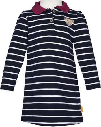 Steiff Dress long sleeve BLUEBERRY HILL black iris 1922609-3032
