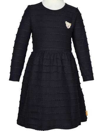 Steiff Kleid Langarm SWEET HEART Mini Girls steiff navy 2121214-3032