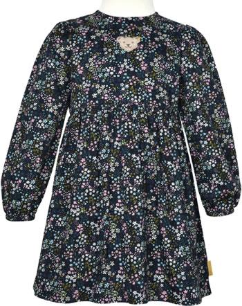 Steiff Kleid Langarm SWEET HEART Mini Girls steiff navy 2121223-3032