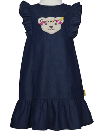 Steiff Kleid PONYFUL Mini Girls mood indigo 2022208-6049
