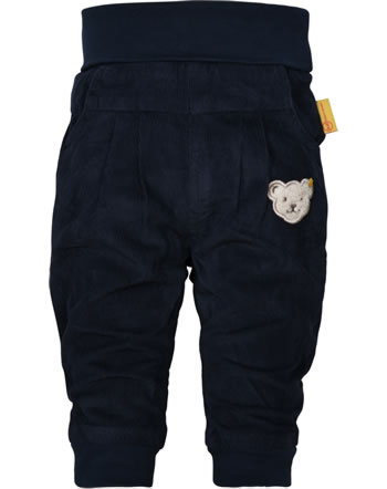 Steiff Pants BEAR TO SCHOOL steiff navy 2021406-3032