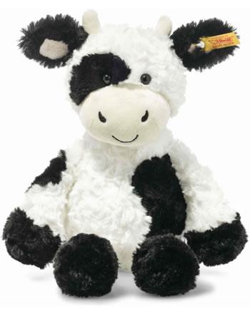 Steiff vache Cobb 30 cm blanc/noir 073663