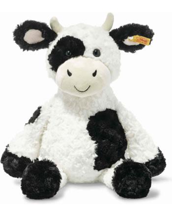 Steiff vache Cobb 45 cm blanc/noir 073885