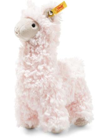 Steiff Lama Luciana 19 cm stehend rosa 069437