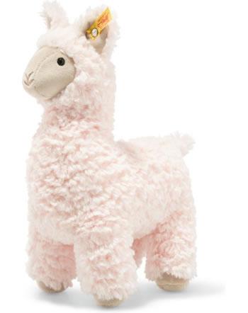 Steiff Lama Luciana 29 cm stehend rosa 069536
