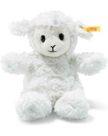Steiff Lamm Fuzzy 18 cm weiß 073403