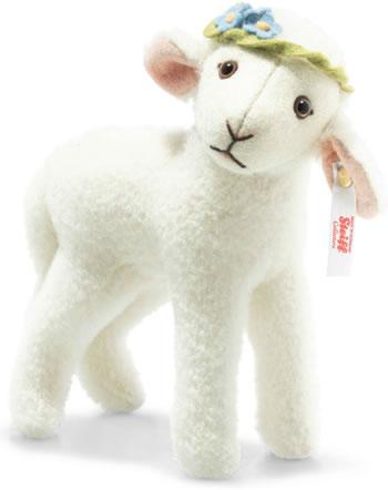Steiff Lamm Lia 15 cm weiß stehend 007019