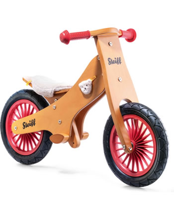 Steiff Draisienne pour enfants grand brun / rouge 751004