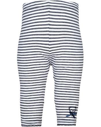 Steiff Leggings AHOI BABY stripe steiff navy 2012218-3032