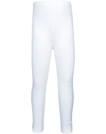 Steiff Leggings AHOI MINI! bright white 2012513-1000