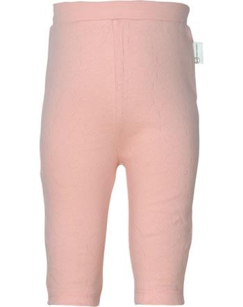 Steiff Leggings BABY GOTS UNISEX bridal rose 2112513-3030
