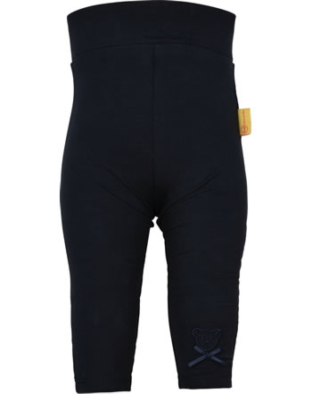 Steiff Leggings BEAR TO SCHOOL steiff navy 2021409-3032