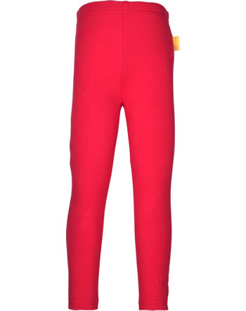 Steiff Leggings BEAR TO SCHOOL tango red 2021211-4008