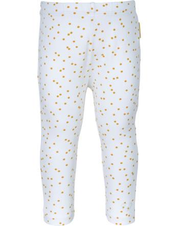 Steiff Leggings BEST FRIENDS Baby Girls winter white 2123427-1060