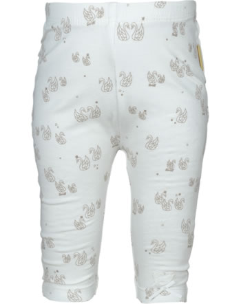 Steiff Leggings FAIRYTALE Baby Girls cloud dancer 2023427-1001