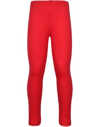 Steiff Leggings FLYING AWAY Mini Girls tango red 2122212-4008