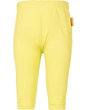Steiff Leggings HELLO SUMMER Baby Girls yellow cream 2113439-2005