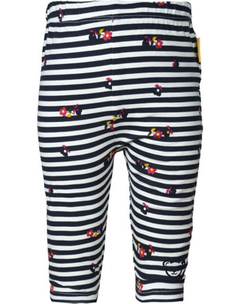 Steiff Leggings PONYFUL Baby Girls steiff navy 2022429-3032