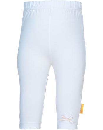 Steiff Leggings SPECIAL DAY bright white 2014207-1000