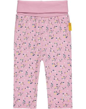 Steiff Leggings SWEET HEART Baby Girls pink nectar 2121414-3035