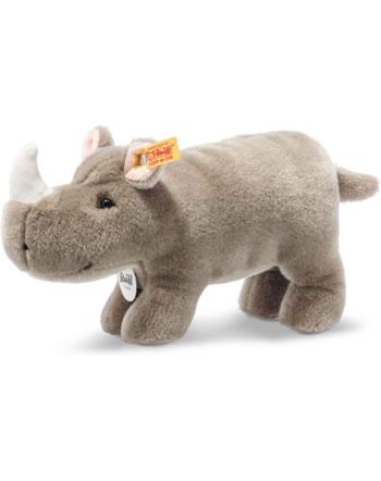 Steiff Rhinocéros Norbert 24 cm debout gris 063671