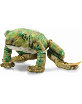 Steiff National Geographic Grenouille Froggy 12 cm vert 056536