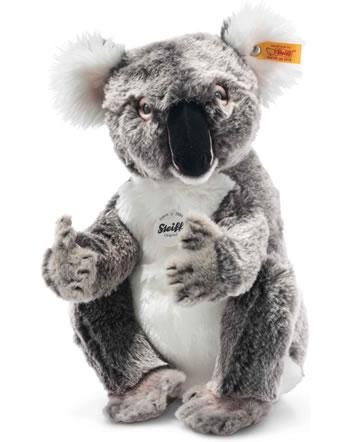 Steiff National Geographic Koala Yuku 29 cm grau/weiß sitzend 355745