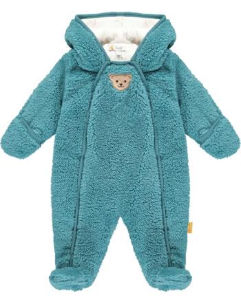 Steiff Plush jumpsuit FOREST FRIENDS adriatic blue 2023409-6045