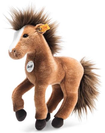 Steiff Pferd Chayenne 28 cm braun stehend 122156