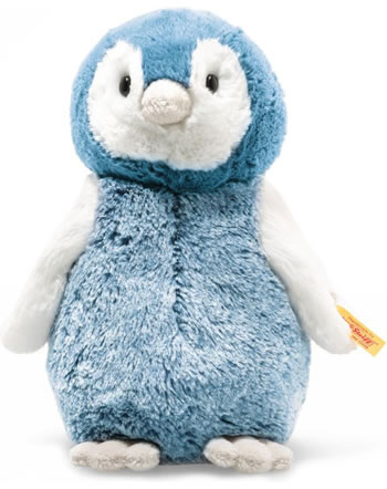 Steiff Pinguin Paule 22 cm blau/weiß stehend 063930