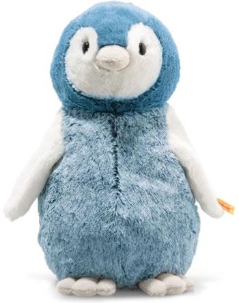 Steiff Pinguin Paule 30 cm blau/weiß stehend 063961