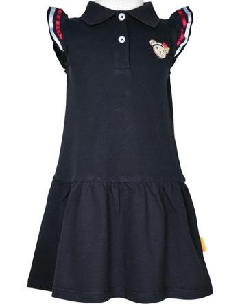 Steiff Polo Dress sleeveless MARINE AIR Mini Girls steiff navy 2112216-3032