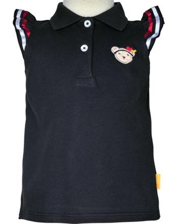 Steiff Polo-Shirt ärmellos MARINE AIR Mini Girls steiff navy 2112214-3032