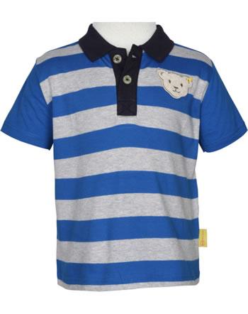 Steiff Polo-Shirt Kurzarm GO BEAR GO skydiver 2011409-6040