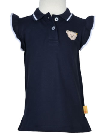 Steiff Polo-Shirt MODERN MARITIME black iris 001912203-3032