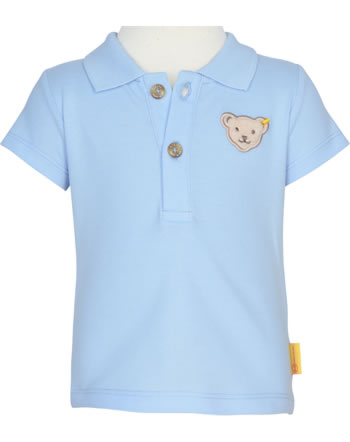 Steiff Polo-Shirt Kurzarm SPECIAL DAY kentucky blue 2014109-6020