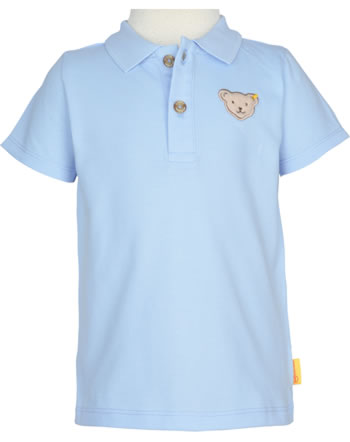 Steiff Polo-Shirt Kurzarm SPECIAL DAY kentucky blue 2014307-6020
