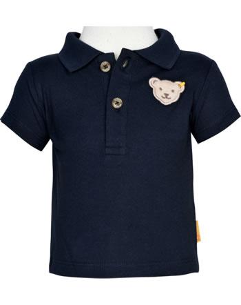 Steiff Polo-Shirt Kurzarm SPECIAL DAY steiff navy 2014109-3032