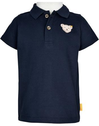 Steiff Polo-Shirt Kurzarm SPECIAL DAY steiff navy 2014307-3032