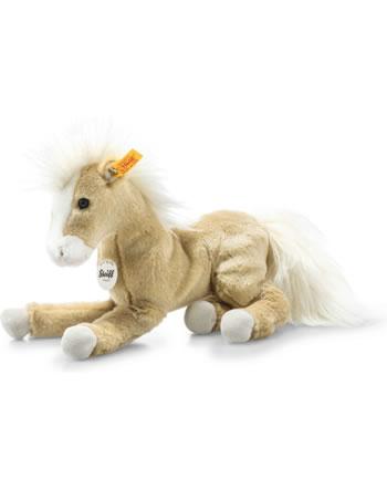 Steiff Pony Dusty 26 cm blond Schlenker 122149