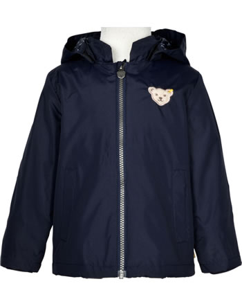 Steiff Rain Jacket Bionic Finish SAFARI BEAR steiff navy 2013324-3032