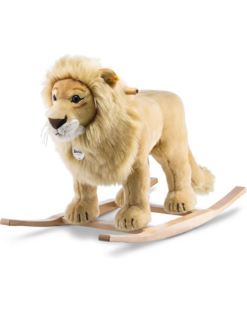 Steiff Leo Lion équestre 70 cm 048 982