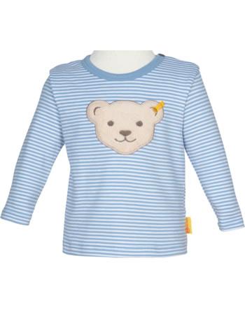 Steiff Ringel-Shirt Langarm BEAR CREW forever blue 2012136-6027